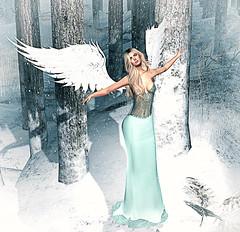 LuceMia - Celestina's Weddings (2018 SAFAS AWARD WINNER - Favorite Blogger -) Tags: sl secondlife mesh fashion creations blog beauty hud colors models lucemia marketplace celestinasweddings angel amber bento wings tiffany adventcalendar