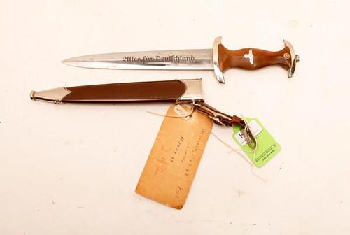 Fine 1933 Nazi SA dagger ($476.00)