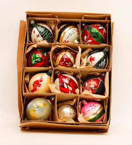 Vintage Christmas Ornaments ($67.20)