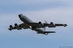 KC-135R Stratotanker 60-0355 - 351st Air Refueling Squadron RAF Mildenhall (stu norris) Tags: kc135rstratotanker 600355 351stairrefuelingsquadron rafmildenhall boeing kc135r boeingkc135r stratotanker usaf usafe 100awr aircraft aviation sky outside tanker military
