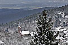 L'hiver dernier ... à Grendelbruch (67) (Nathery Reflets) Tags: paysage nature grandest basrhin alsace grendelbruch hohbuhl neige hiver