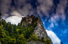 Dunajec Gorge - impression #3 (Andrzej Kocot) Tags: andrzejkocot adventure art action creative clouds colors cloud sky surreallandscape surreal sunlight skyline starlandscapes fineart forest fog olympus omd outdoor poland polska photography