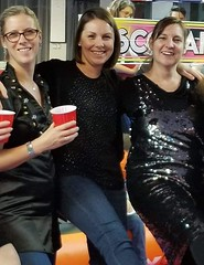 "Party de Noël ""DISCO NIGHT FEVER"" 2019 - Karaté Laval 🎁🎈🎄🎅"