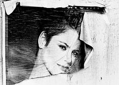 Silvia Salemi (gianclaudio.curia) Tags: bianconero blackwhite silviasalemi pellicola kodak kodaktrix agfa rodinal cameraoscura cartafotografica ilford ingranditore meoptaopeusiii contrasto nikon nikonfm3a 50mm18 cantante