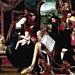 Epifanía. (1520). Maestro de la Epifanía de Amberes. Museu Nacional d'Art de Catalunya. Epiphany. Master of the Epiphany of Antwerp. National Art Museum of Catalonia