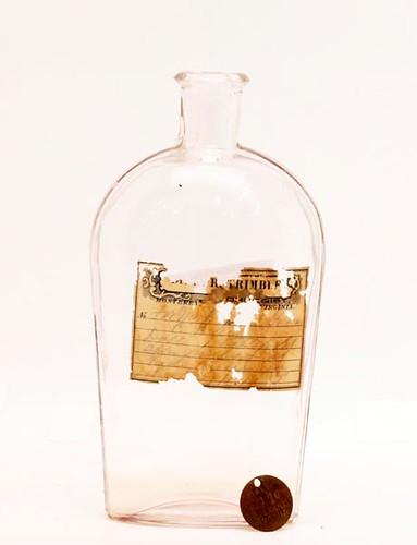 Dr. Trimble paper label bottle ($134.40)