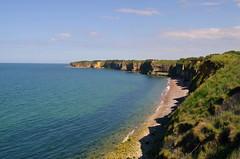 D-Day Pointe du Hoc (Heleplatas) Tags: cliffs acantilado punta de hoc normandía normandy normandie desembarco iigm aliados