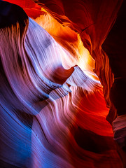 The Wave! Upper Antelope Canyon Fuji GFX100 Fine Art Landscape Nature Photography! Elliot McGucken Medium Format Fuji GFX 100 dx4/dt=ic Fujifilm FUJINON GF 32-64mm f/4 R LM WR Wide-Angle Zoom Lens! (45SURF Hero's Odyssey Mythology Landscapes & Godde) Tags: upper antelope canyon fuji gfx100 fine art landscape nature photography elliot mcgucken medium format gfx 100 dx4dtic fujifilm fujinon gf 3264mm f4 r lm wr wideangle zoom lens the wave