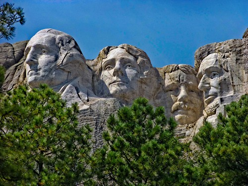 Mount Rushmore National Memorial by kunzejp, on Flickr