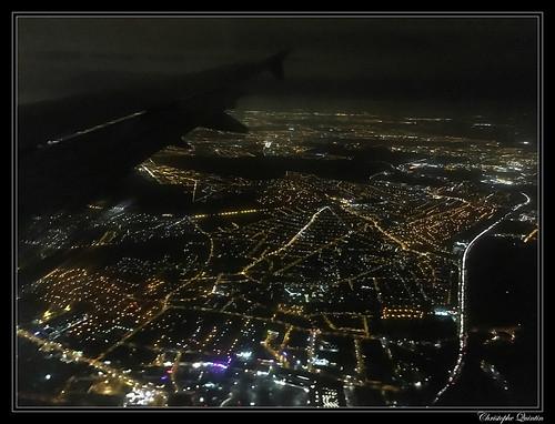 Approche de Paris Orly en A320