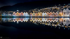 """Bergen by night II • <a style=""""font-size:0.8em;"""" href=""""http://www.flickr.com/photos/126602711@N06/49240520942/"""" target=""""_blank"""">View on Flickr</a>"""