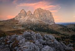 Morning Light (sberkley123) Tags: z7 dolomites nikon alps mountains italy europe sellapass fall 1424mm sunrise nikonflickrtrophy
