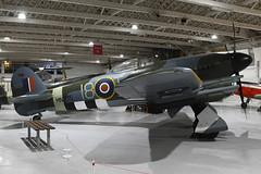 MN235 Hawker Typhoon Mk.1B RAF Hendon 16-12-19 (MarkP51) Tags: mn235 hawker typhoon mk1b royalairforce raf rafmuseum hendon england museum preserved military aircraft airplane plane image markp51 nikon d500 nikon24120f4vr