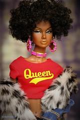 Rendez-vous in Rio Poppy Parker restyling (YOKO*DOLLS) Tags: poppyparker barbie doll fashionroyalty fashion rio