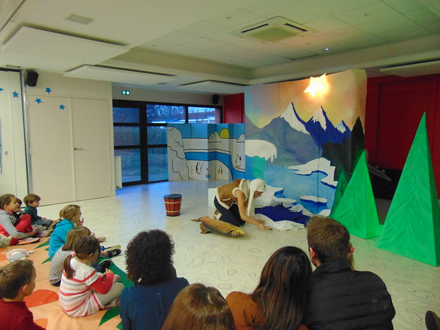 Photo 3 - Spectacle de Noël de la crèche familiale
