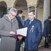 Inaugurazione targa in memoria di Simion Barnutiu