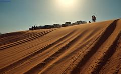 Arenas de Wadi Rum (Jordania) (Carlos Arriero) Tags: jordania jordan arenas sands wadirum desierto desert viajar travel landscape paisaje composición composition carlosarriero nikon d800e tamron 2470f28 color colour colors contrast dunas dunes nature outdoor