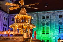 XMas Market I - Photo # 20 of a Christmas Series (*Capture the Moment*) Tags: 2019 bavaria bayern bokeh december deutschland dezember fotowalk germany munich münchen sonya7m2 sonya7mii sonya7mark2 sonya7ii sonyilce7m2 zeissbatis1885