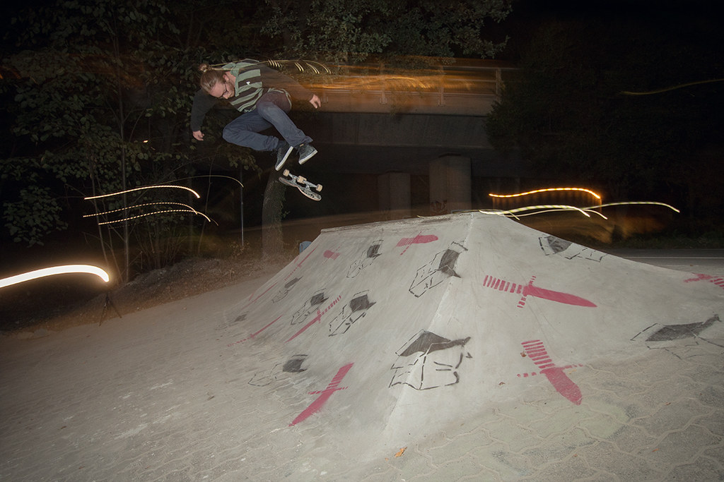 Christian Fischer - bs flip - Rollerdamm