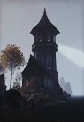 Westwind Lighthouse - Rivenspire (Argus Fanis) Tags: eso reshade screenshot