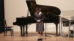 SAKURAKO - Christmas Piano Recital 2019. (MIKI Yoshihito. (#mikiyoshihito)) Tags: christmaspianorecital2019 christmas piano recital ピアノ発表会 sakurako 櫻子 さくらこ 娘 daughter サクラコ 長女 11歳2ヶ月 eldestdaughter パリは燃えているか