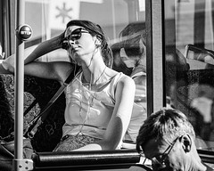 It's cool in here (Chris (a.k.a. MoiVous)) Tags: hotdays streetphotography streetlife adelaidecbd