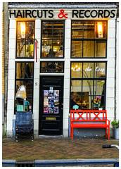 Cut the Crap (Hans Veuger) Tags: nederland thenetherlands amsterdam amsterdamcentrum haarlemmerplein ddd tdd windows ramen deur door winkelpui shopfront shop kapsalon hairdresser nikon b700 coolpix nederlandvandaag unlimitedphotos twop hairstudio