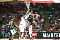 Monaco - LDLC ASVEL (match 4) 72