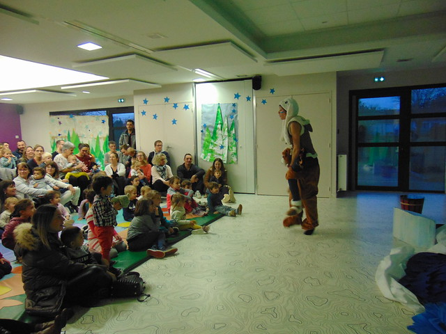 Photo 6 - Spectacle de Noël de la crèche familiale