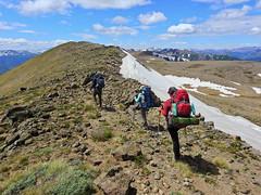 En el Cordón de Ránquil (Mono Andes) Tags: andes chile chilecentral regióndelaaraucanía backpacking trekking ranquil cerrodedos fotocumbre