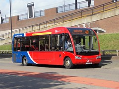 0695-YJ13HOA_Wallsend_40 (Northern Bus Photos) Tags: gonortheast goahead optaresolo littlecoasters yj13hoa