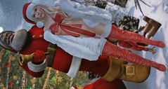 Anglų lietuvių žodynas. Žodis Santa Claus reiškia n Kalėdų senis, senis Šaltis (t. p. Father Christmas) lietuviškai.