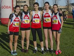 Sofia Guidarelli, Samira Amadel, Margherita Forconi, Clotilde Patricia Cenier, Ilaria Sabbatini