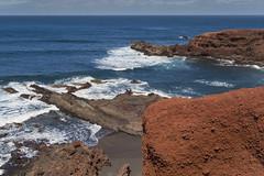 Lanzarote 15042018 535 (Dirk Buse) Tags: playablancayaiza canarias spanien lanzarote canary islands vulkan meer küste brandung wellen atlantik insel wasser mft m43 mu43