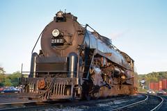 T1 2102 At West Cressona (DJ Witty) Tags: readinglines railroad kodachrome64 rr train photography steamlocomotive rdgt1 nikon n8008