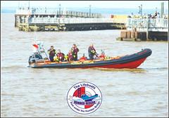 """ Hilary P Berriff "" .. (** Janets Photos **) Tags: uk hull eastyorshire searchandrescuesarhumberrescue lifeboats"