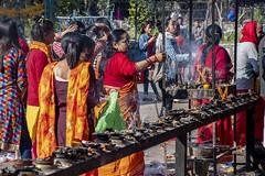 Maha Shivaratri; Pokhara (Valdas Photo Trip) Tags: nepal pokhara street photography