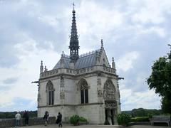 Chapelle Saint-Hubert (Sur mon chemin, j'ai rencontré...) Tags: amboise châteaudamboise châteauxdelaloire châteaux 37 indreetloire centrevaldeloire france monumentshistoriques 1840