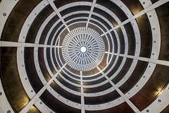 Kuppel Rödingsmarkt (Elbmaedchen) Tags: parkhaus kuppel spirale innenhof unterwegsmitchristianundmichael indoor parking hamburg