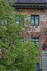 Maison colorée Constance (sabathius80) Tags: maison house colored colorée allemagne germany deutschland constance pierreyves chesaux canon eos 7d mark ii efs 1585mm 3556 is usm landkreis konstanz pays de bade altsdadt