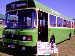 123 HFG923V (PD3.) Tags: bus buses hampshire hants england uk gosport lee solent stokes bay station fareham provincial society preserved vintage coach seafront sea front leyland national 123 hfg923v hfg 923v portsmouth hilsea southdown