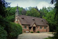 St Mary's Chapel Weldam near Diepenheim - Overijssel (joeke pieters) Tags: 1490285 panasonicdmcfz150 diepenheim goor twente overijssel nederland netherlands holland stmaryschapel kapel chapel weldam