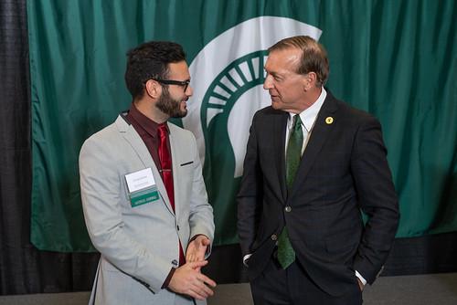 Graduate Reception, December 2019