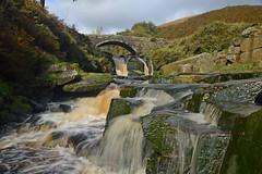 Three Shire Heads (philept1) Tags: water waterfall england river outdoors peakdistrict staffordshire derbyshire dane footbridge longexposure countryside cheshire bridge nationalpark