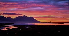 Amanece (ZAPIGATA) Tags: cabodegata cielo clouds sunrise amanecer red rosa almeria andalucia sky sea seascape spain
