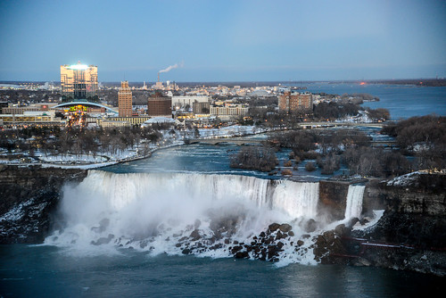 American Falls by Jorge Lascar, on Flickr