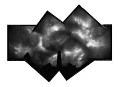 The Swifts, example 1 (Zeb Andrews) Tags: holga120n holgarama lomographypotsdam100 film portland oregon vauxswifts mediumformat blackandwhite monochrome chapmanelementary pdx pacificnorthwest