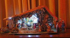 A Very Happy CHRISTmas to All My Flickr Friends (antonychammond) Tags: thenativity nativity jesus jesuschrist bethlehem stable christmas thelordjesuschrist god