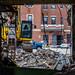 Demolition view