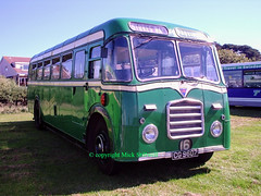 Provincial 24 (PD3.) Tags: bus buses hampshire hants england uk gosport lee solent stokes bay station fareham provincial society preserved vintage coach seafront sea front aec regal 24 cg9607 cg 9607 reading